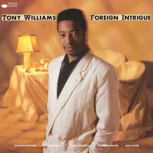 Tony Williams Foreign Intrigue 180g LP