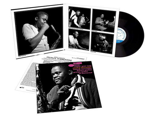 Stanley Turrentine Comin' Your Way 180g LP
