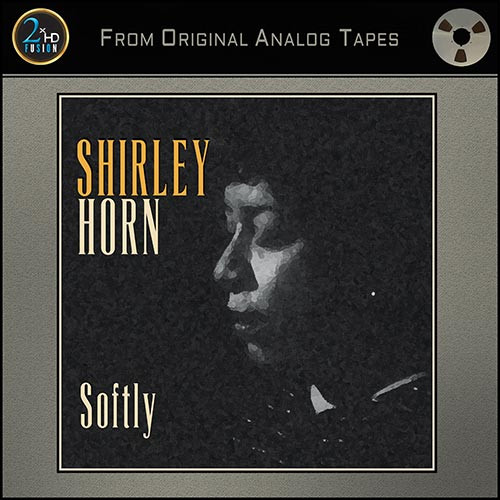 Shirley Horn Softly Master Quality Reel To Reel Tape