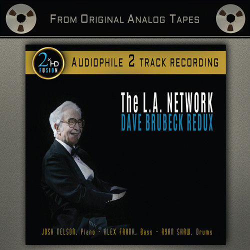 The L.A. Network Dave Brubeck Redux Master Quality Reel To Reel Tape