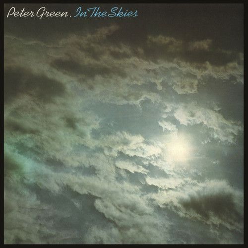 Peter Green In The Skies Numbered Limited Edition 180g Import LP (Marbled Transparent Green Vinyl)