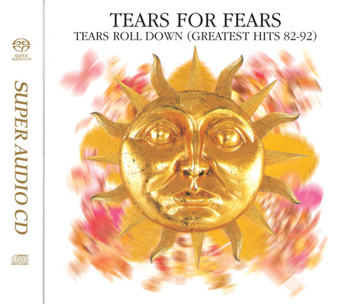 Tears For Fears Tears Roll Down (Greatest Hits 82-92) Numbered Limited Edition Hybrid Stereo Japanese Import SACD