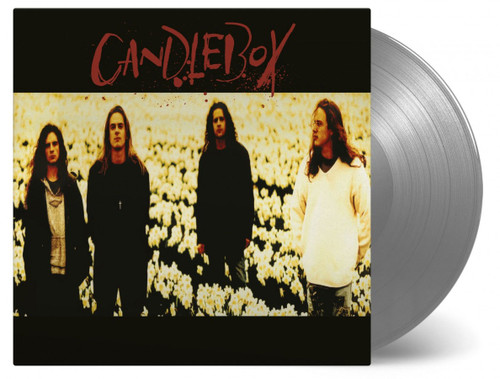 Candlebox Candlebox Numbered Limited Edition 180g Import 2LP (Silver Vinyl)
