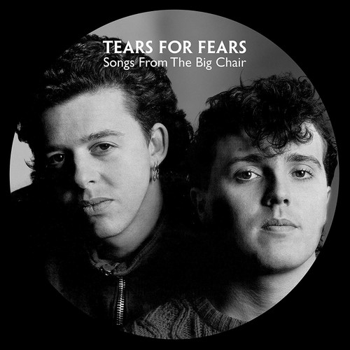Tears For Fears Songs From The Big Chair LP (Picture Disc)