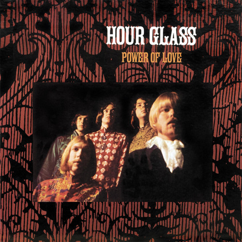 Hour Glass Power of Love LP