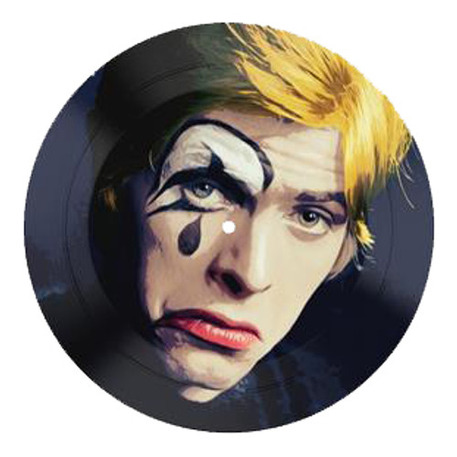 """David Bowie Silly Boy Blue/Love You Till Tuesday 45rpm 7"""" Vinyl (Picture Disc)"""