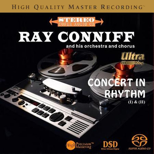 Ray Conniff and His Orchestra Concert in Rhythm (I) & (II) Hybrid Stereo SACD