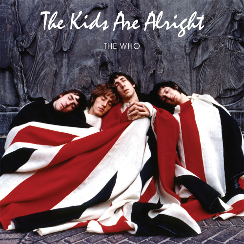 The Who The Kids Are Alright Soundtrack 2LP
