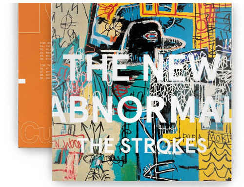 The Strokes The New Abnormal LP