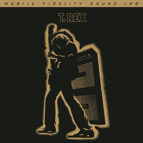 T. Rex Electric Warrior Numbered Limited Edition Hybrid SACD