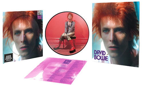 David Bowie Space Oddity LP (Picture Disc)