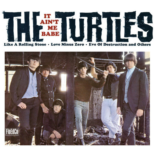 The Turtles It Ain't Me Babe Stereo & Mono 2LP