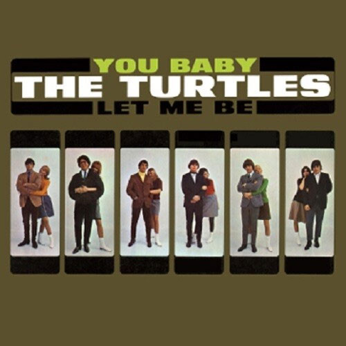 The Turtles You Baby Stereo & Mono 2LP