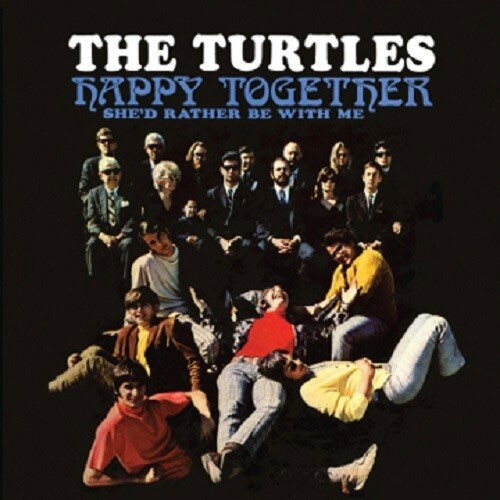 The Turtles Happy Together Stereo & Mono 2LP