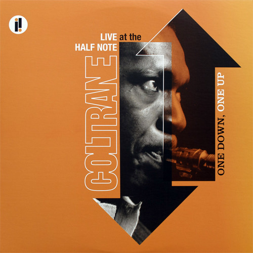 John Coltrane Live At The Half Note: One Down, One Up 200g Mono LP Scratch & Dent