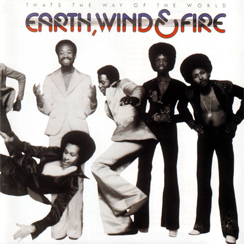 Earth, Wind & Fire That's The Way Of The World Numbered Limited Edition 180g LP Scratch & Dent