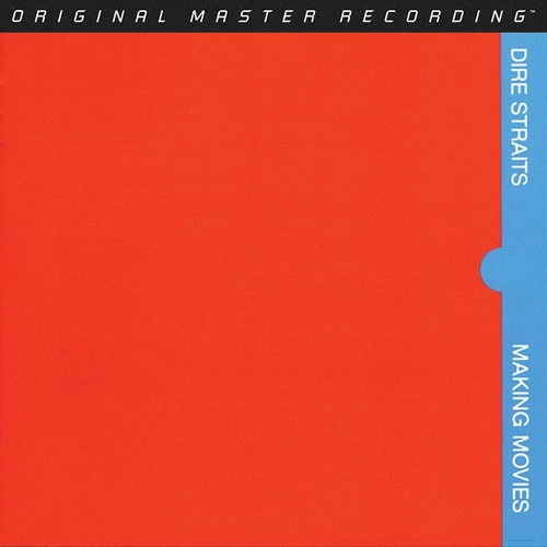 Dire Straits Making Movies Numbered Limited Edition 45rpm 180g 2LP Scratch & Dent