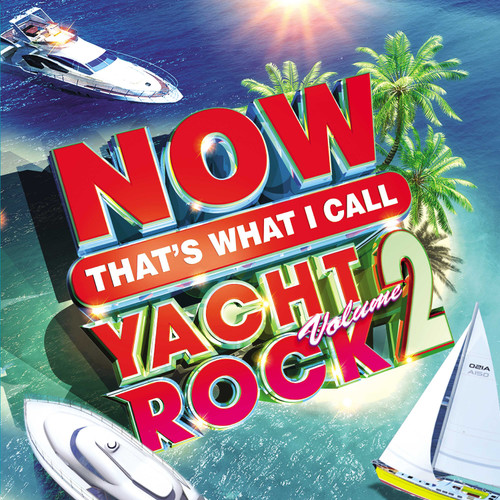 NOW That's What I Call Yacht Rock Volume 2 2LP (Translucent Shimmery Seaglass Vinyl)