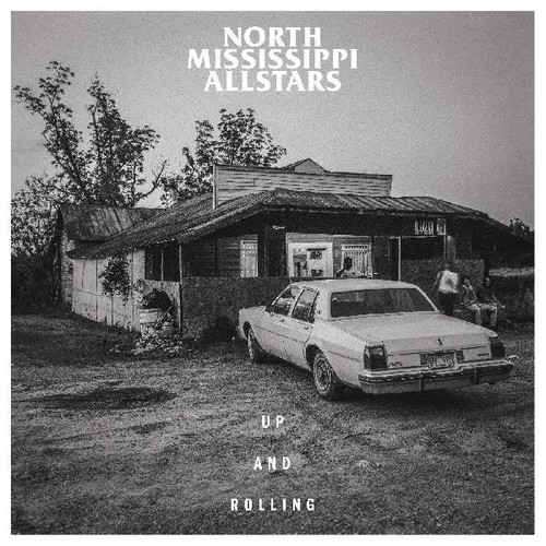 North Mississippi Allstars Up And Rolling LP
