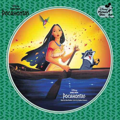 Songs From Pocahontas LP (Picture Disc)