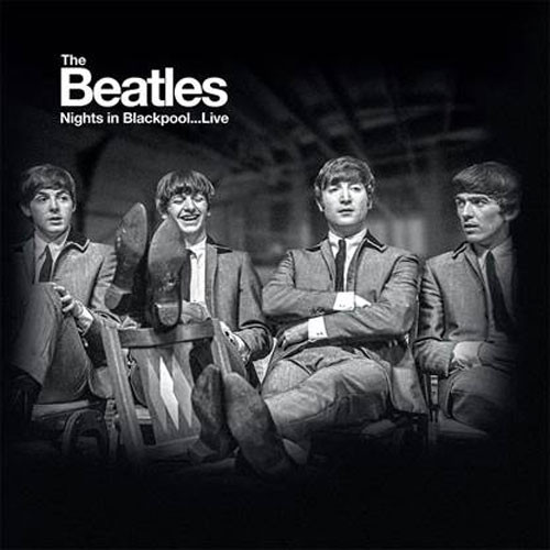 "The Beatles Nights In Blackpool...Live Hand-Numbered Limited Edition Import 10"" LP, DVD & Book"