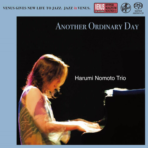 The Harumi Nomoto Trio Another Ordinary Day Single-Layer Stereo Japanese Import SACD