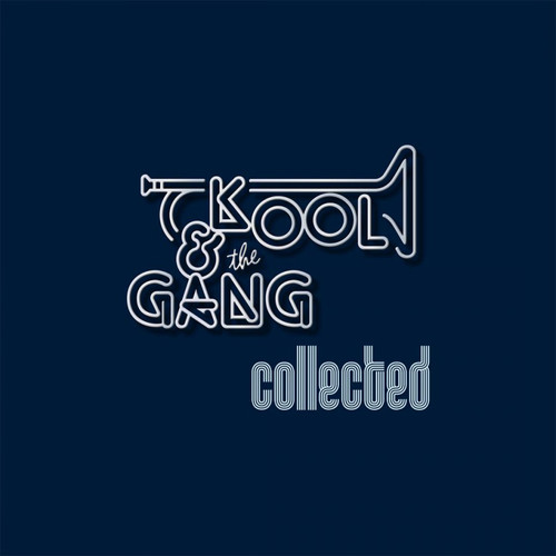 Kool & The Gang Collected Numbered Limited Edition 180g Import 2LP (White Vinyl)