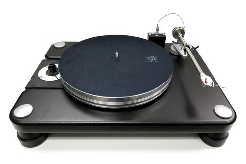 VPI Scout Turntable with Player Gimbal Arm (B-Stock/New Old Stock)