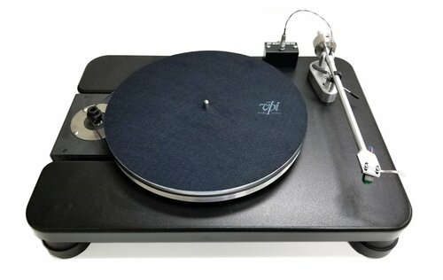 VPI Scout Jr. Turntable with Cliffwood Gimbal Tonearm (B-Stock, New Old Stock)
