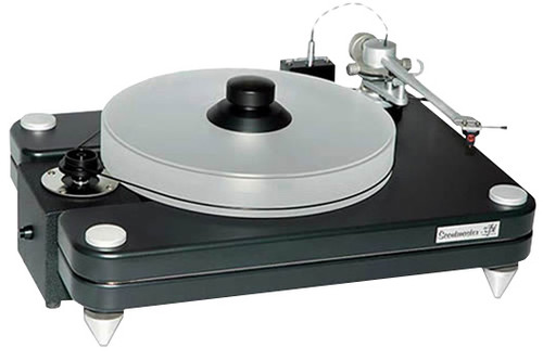 VPI Scoutmaster Turntable with JMW 10 3D Unipivot Tonearm (B-Stock, New Old Stock)
