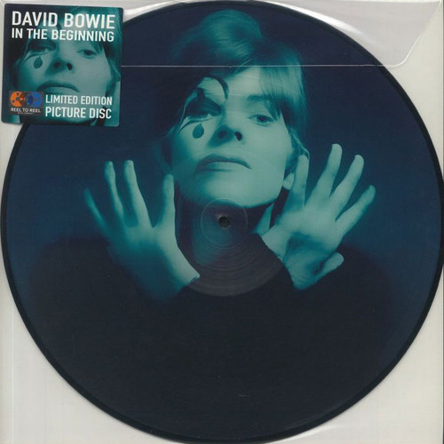David Bowie In The Beginning LP (Picture Disc)