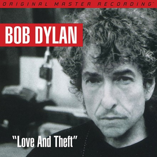 Bob Dylan Love And Theft Numbered Limited Edition 45rpm 180g 2LP