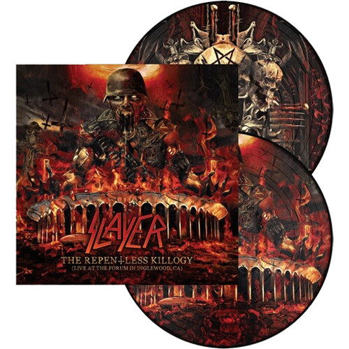 Slayer The Repentless Killogy (Live At The Forum In Inglewood, CA) 2LP (Picture Disc)