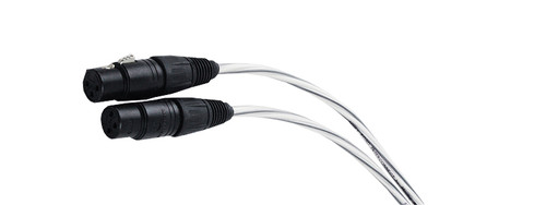 Abbey Road Cables Monitor 1.5M Pair XLR Interconnect Cable