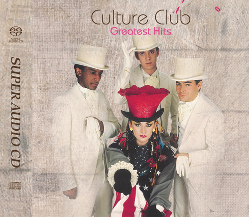 Culture Club Greatest Hits Numbered Limited Edition Hybrid Stereo Japanese Import SACD