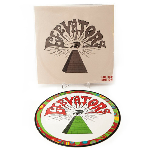 """The 13th Floor Elevators You're Gonna Miss Me & Tried To Hide 10"""" Vinyl (Picture Disc)"""