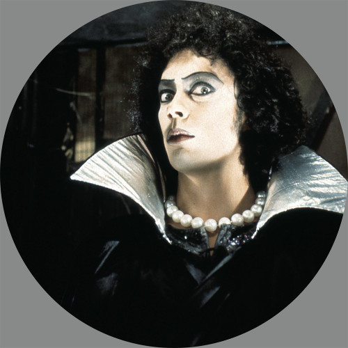 The Rocky Horror Picture Show Soundtrack LP (Picture Disc)