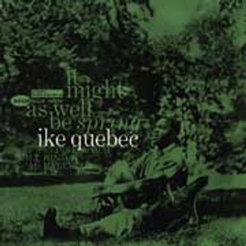 Ike Quebec It Might As Well Be Spring Hybrid Stereo SACD
