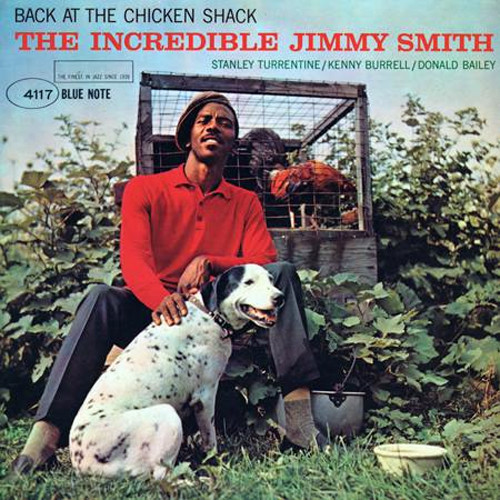 Jimmy Smith Back At The Chicken Shack Hybrid Stereo SACD