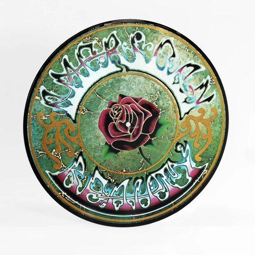 The Grateful Dead American Beauty 50th Anniversary LP (Picture Disc)