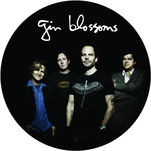 Gin Blossoms Live In Concert LP (Picture Disc)