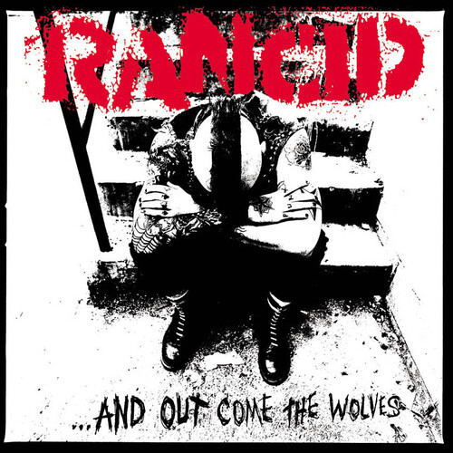 Rancid ...And Out Come The Wolves LP (Metallic Silver Vinyl)