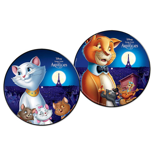 Songs From The Aristocats LP (Picture Disc)