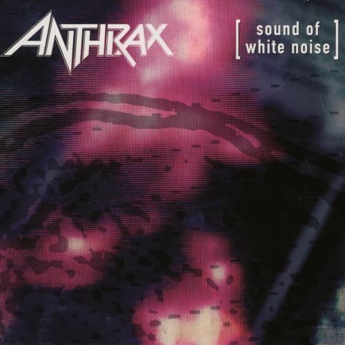 Anthrax Sound Of White Noise LP