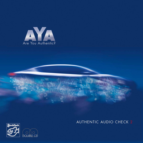 Are You Authentic? AYA....Authentic Audio Check 2 2CD