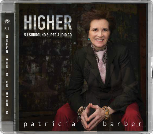 Patricia Barber Higher Hybrid Multi-Channel & Stereo SACD