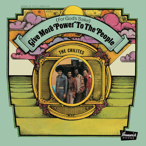 The Chi-Lites (For God's Sake) Give More Power To The People 180g LP