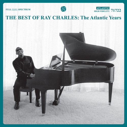 Ray Charles The Best Of Ray Charles: The Atlantic Years 2LP (White Vinyl)