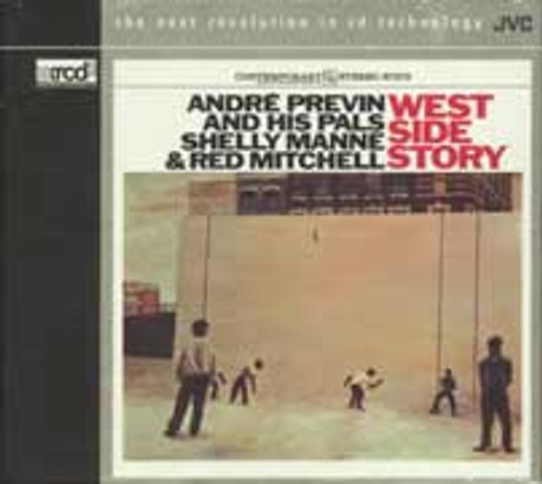 Andre Previn West Side Story XRCD2