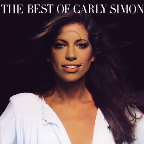 Carly Simon The Best of Carly Simon 180g LP (Translucent Red Vinyl)